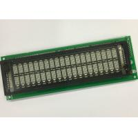 Quality 20L203DA14U USB VFD Display Dot Matrix Module 700 CD Luminance Wide Viewing Angle for sale