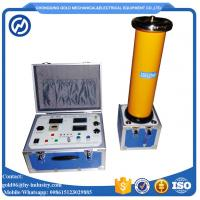 Quality ZGF Series China Hot Sale 60kV to 400kV High Voltage DC HV Booster for sale