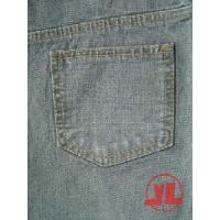 Quality 100% Cotton Denim Fabric with Spandex for sale