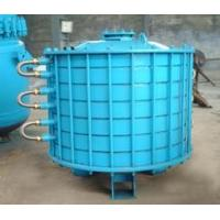 Quality 0.8~2mm Thickness Glass Lined reactor heat exchanger , chemical process equipment for sale