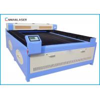 Quality 1325 Large Flatbed Ball Screw Nonmetals CO2 Wood Laser Cutting Machine for sale