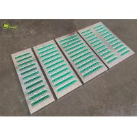 China Perforated 1.5mm Steel Bar Grating Stair Treads Welded Metal Gutter Drain Cover on sale