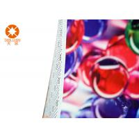 Quality Max Width 3.2m Printed Felt Sheets 100% Polyester With PVC Dotted Nonwoven for sale