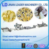 Quality China supplier Automatic 2D/3D Snack Pellet Processing equipments for sale