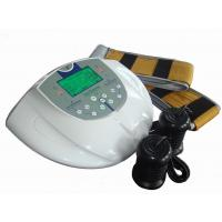 China dual detox machine with 2pcs infrared belt, dual ion cleanse, dual ion foot spa on sale