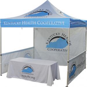 Quality Single slayer half wall side Folding Gazebo Tent 3x3.3x6 bbq use for sale