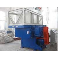 China Waste Plastic Bag Shredder Machine / Industrial Plastic Grinding Equipment on sale