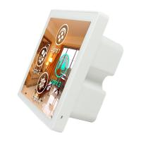 China 86 * 86 * 38mm Smart Wall Switch , Wifi Enabled Light Switch Non - Discoloring on sale