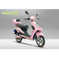 "Quality Pink 16"" 2 Wheel Pedal Assist Electric Bike , Electric Motor Assisted Bicycle For Girls for sale"