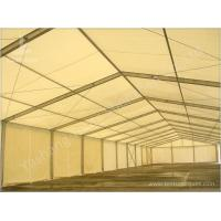Quality Light Weight White Factory Temporary Outdoor Warehouse Tents, 15x70M Industrial Canopy Tent for sale