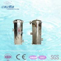 Quality PP Sediment 5 Micron Cartridge Filters For Water Treatment Stainless Steel Housing for sale