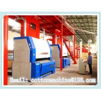China Complete line of cotton ginning equipment on sale