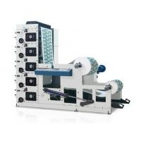 Quality Max Width 850mm Flexo Label Printing Machine , Four Color Flexo Printing Equipment for sale