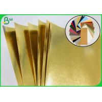 Quality Biodegradable Golden Washable Kraft Fabric For Making Home Storage Bag for sale