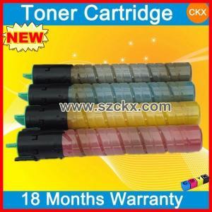 Quality Copier Color Toner MPC2550 for Ricoh MPC2050 Copier for sale