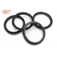 Quality NBR Lip Seal Molded Rubber Parts For Hydraulic Pump Oil Resistance IATF16949 for sale