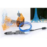 Quality Promotional Plastic 3D Printing Pen for drawing , 0.4 / 0.7mm Nozzle diameter for sale