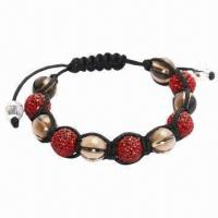 Quality Shamballa Bracelet, OEM, ODM Orders Welcomed for sale