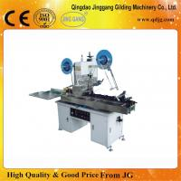 Quality TJ-61 Bank Passbook Cover Foil Stamping Machine for sale