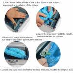 Quality 200pcs Hot Sales ZM-200 Automatic Aluminum Alloy Shoe Cover Dispenser Box With Beautiful Design for sale
