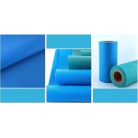 Quality 75x75cm SMMS SMS Sterilization Wrapping Paper for sale