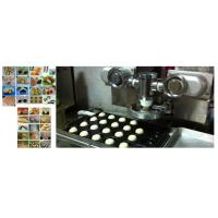 Buy cheap Meat forming machine , Food Making Machines With Pie Encrusting from wholesalers