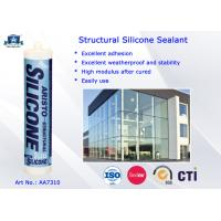 Quality Neutral Cure Structural Liquid Waterproof Silicone Sealant for Structural Bonding 300ml for sale