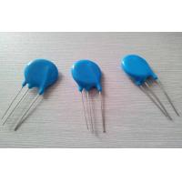 Quality OEM Thermally Protected Varistor 14D TMOV / High Voltage Varistor for sale