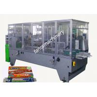 Quality Professional Automatic Color Box Carton Packaging Machine with PLC Control System for sale