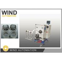 China Slot Liner Insulation AC Motor Winding Machine For Big Stator Of Induction Motor on sale