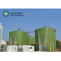 Quality Water Storage Glass Fused Steel Tanks For Homes Barns for sale
