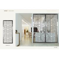 China Project Qatar Laser Cutting Stainless Steel Decorative Interior Metal Wall Panels for Hotel Decor on sale