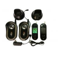 China 2.4ghz Wireless Intercom Door Phone / Audio Door Intercom For Residential on sale