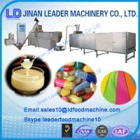 Quality Full Automatic Modified starch/pregelatinized starch making machine/equipment for sale