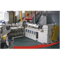 Quality Automatic Feeding Rubber Sheet Extrusion Line for sale