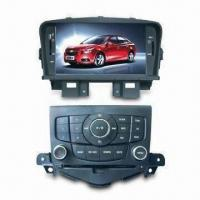 Quality Car Audio Player for Chevrolet Cruze, with Built-in GPS CANBus and Steering Control for Dashboard for sale