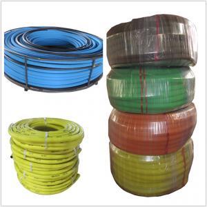 Quality Air Compressor Hose textile enforced SBR Rubber for sale
