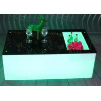 Quality Waterproof Color Changing LED Bar Table Anti UV Lithium Battery Rechargeable for sale