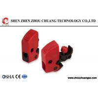 Buy cheap Miniature Circuit Breaker Lockout, Tool Free Universal Fit from wholesalers