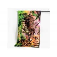 Buy cheap Custom Multi Color Cotton Beach Towels Heat Transfer Printing For Outdoor from wholesalers
