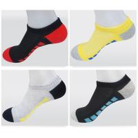 China High quality custom summer leisure comfortable mesh breathable ankle cotton socks for men on sale