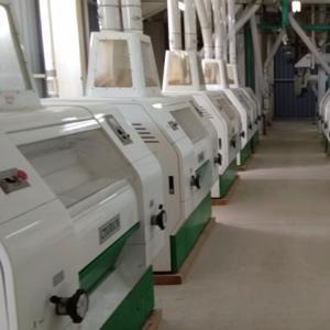 Quality 200T-300T/24H Industrial Flour Mill Wheat Flour Milling Plant for sale