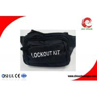 Buy High Quality Safety Lockout Waist Bag Made From Polyester Fabrics Can Customize at wholesale prices