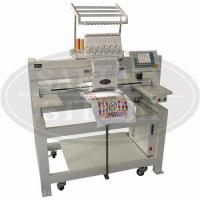 Quality Computerized Embroidery Machine 1 Head 12 Colors for sale