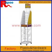 China Modern Trade Display,POP Display,Custom wire countertop displays,Showcases & Store Counter on sale