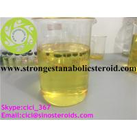 Quality Yellow Oil Testosterone Cypionate 250mg/ml Injectable Anabolic Steroids Pre Made Injection for sale