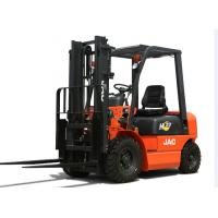 Quality 2 Tons Rated Capacity Diesel Forklift Truck Lifted Diesel Trucks With Excellent Manoeuvrability for sale