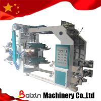 Buy cheap High Speed Flexographic Printing Machines Rolling Material from wholesalers