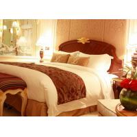 Quality Comfortable Classic Resort Villa Furniture Business Bedroom Suite for sale