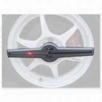 Quality Automotive LED On-wheel Lighting with Re-programmable Imaging System and Remote Control for sale